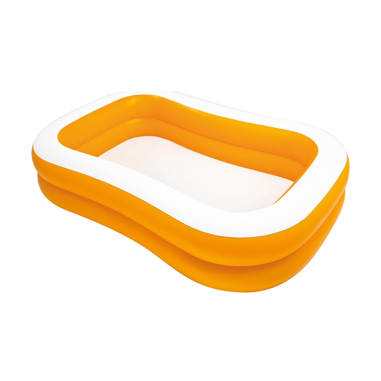 مسبح برتقالي  2.29 متر  * 1.52 متر * 48 سم