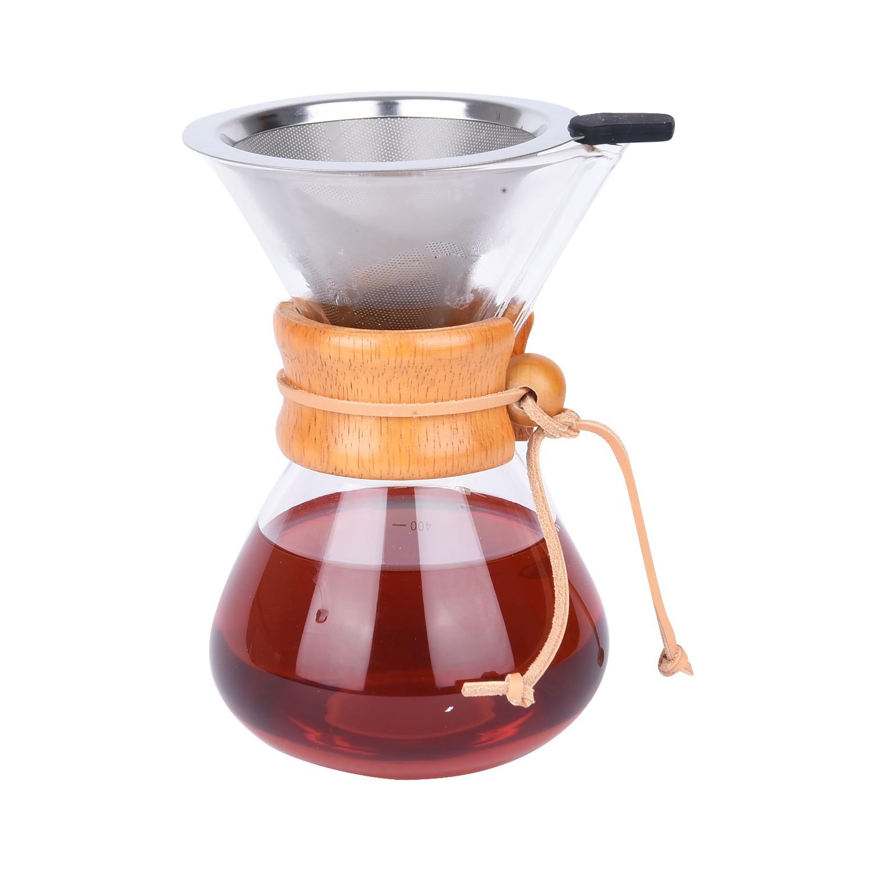 دله قهوه مع مصفي ستيل 3700209