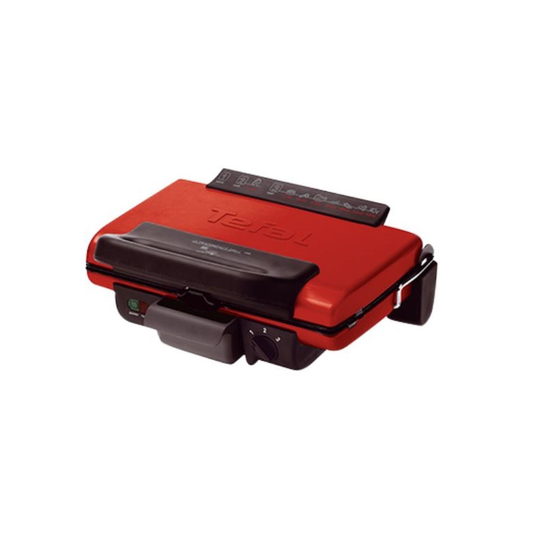 شواية لحم كهربائية من تيفال 1700 واط- أحمر-gc302528