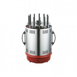 شواية كهربائية عموديّة للحوم 11سيخ شوي HM-011