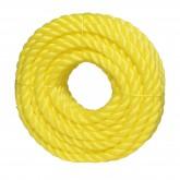 حبل مقاس 12 مل لون اصفر