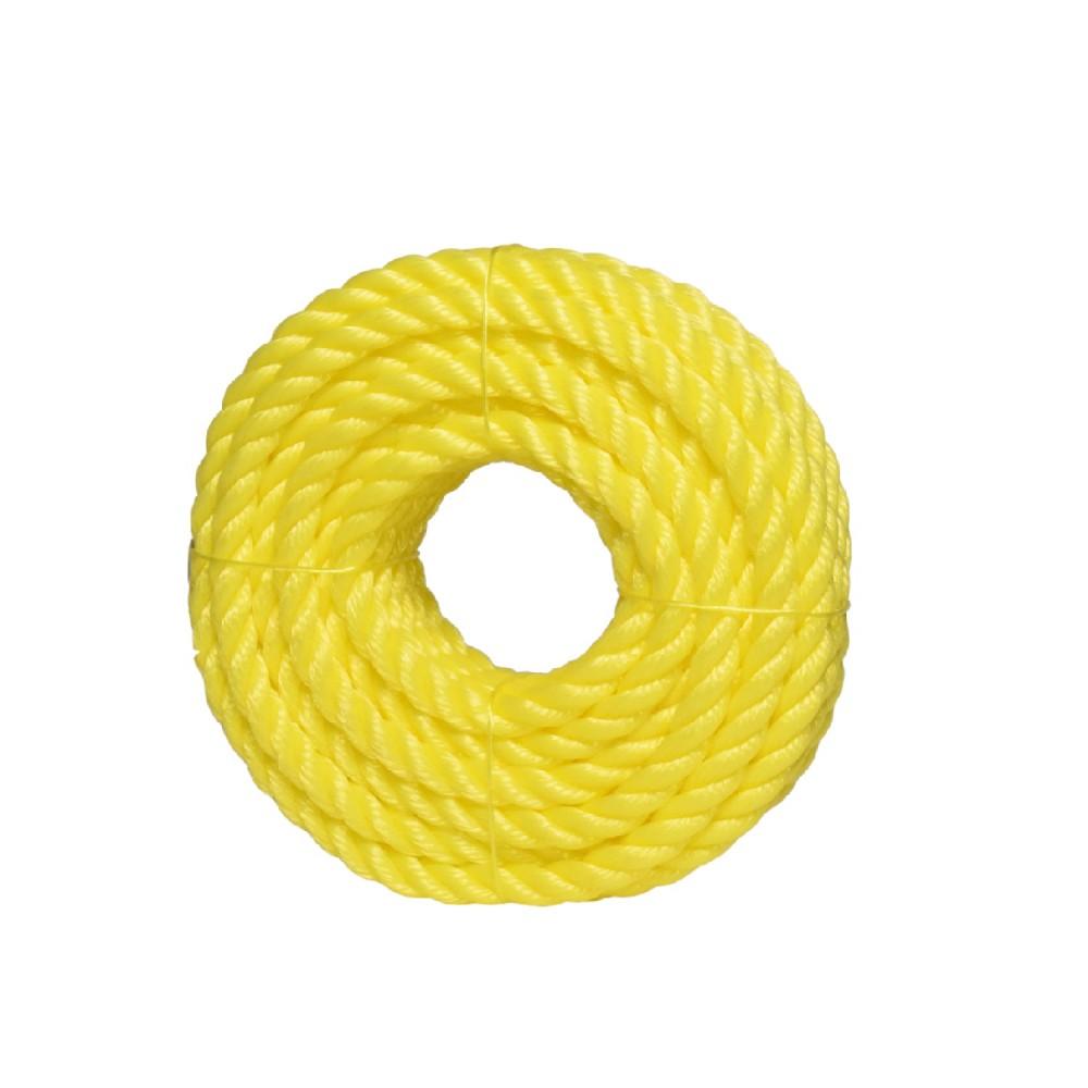 حبل مقاس 5 مل لون اصفر
