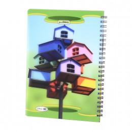 دفتر روكو 60 ورقة مربعات 11232S/E