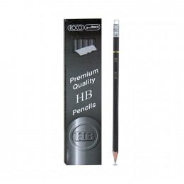 مجموعة اقلام رصاص روكو ١٢ قلم 19065