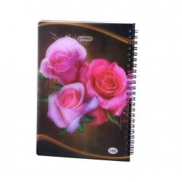دفتر روكو سلك 100ورقة عربي مسطر   11234