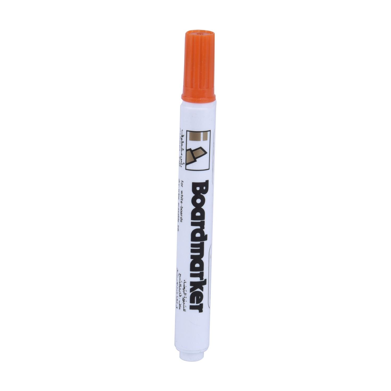 قلم سبورة ملون روكو  لون  برتقالي