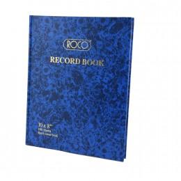 دفتر ريكورد ازرق من روكو ١٠٠ ورقة 23537