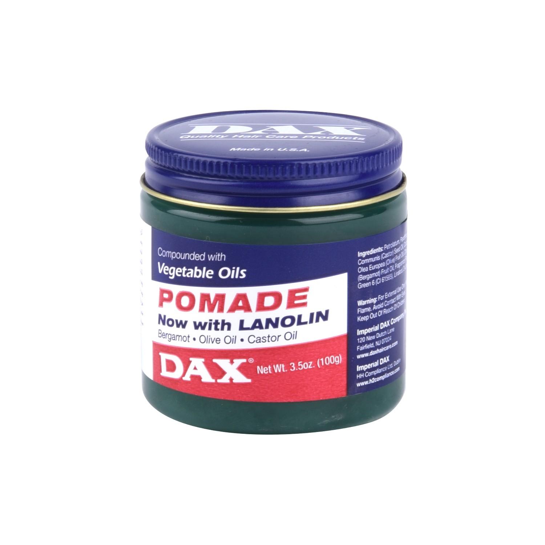 الزيوت النباتية واللانولين مرهم للشعر من داكس 100 جم