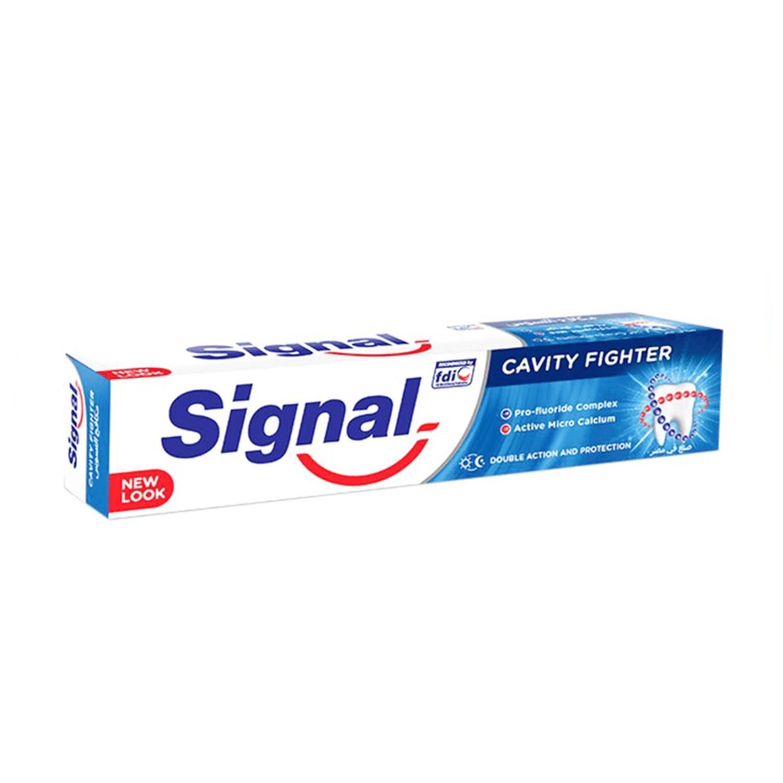 معجون اسنان المكافح للتسوس من سيجنال، 120 مل