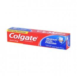 كولجيت 50 مل فلورايد معجون أسنان عادي