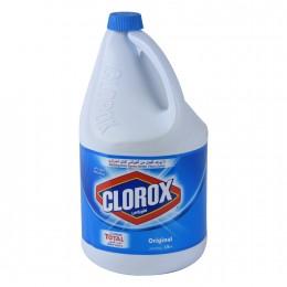 كلوروكس، سائل تبييض، اورجينال 3.78 لتر