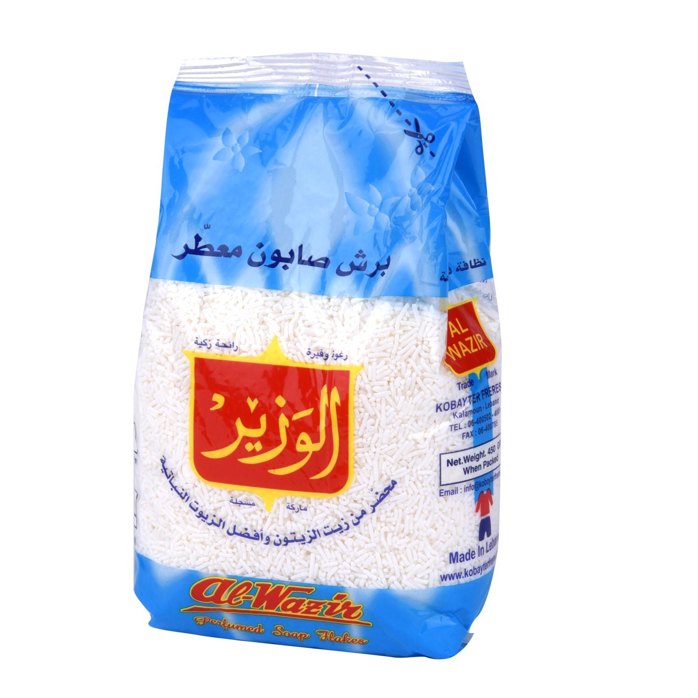 صابون برش معطر الوزير مبشور  900 جرام