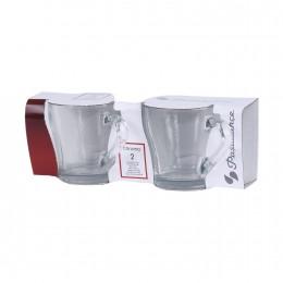 مج شاي زجاج تركي 2ح 55233