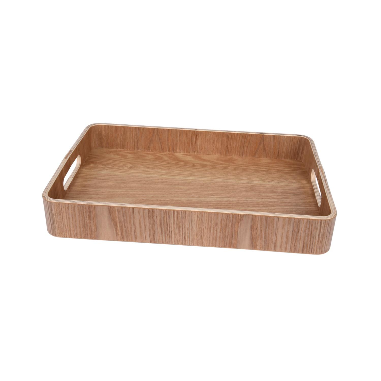 طوفرية تقديم خشب 21*33سم 95169
