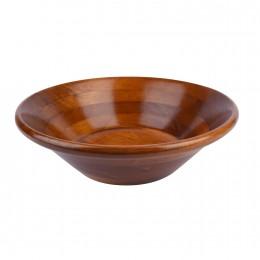 سلطانية خشب فيتنامي ، مقاس 24 سم