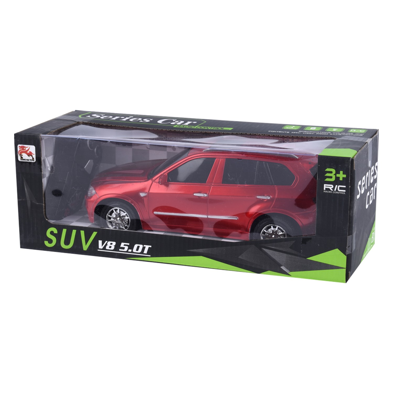 سيارة جيب صغير بريموت احمر JY0619076